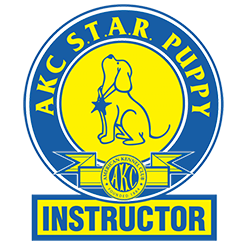 AKC S.T.A.R. Puppy Instructor